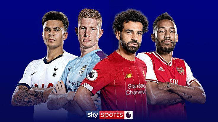 Premier League fixtures for April 2019/20