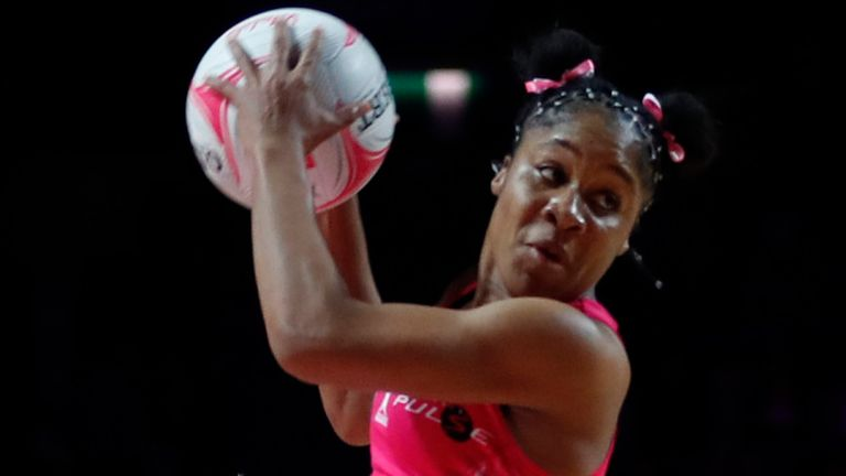 Adean Thomas dazzled for London Pulse as they claimed their third win of the season with victory over Celtic Dragons at the Copper Box