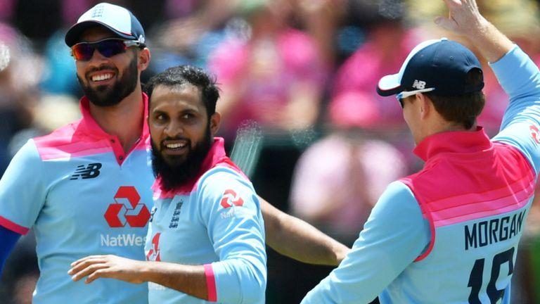 Rashid's wickets in Johannesburg included Quinton de Kock