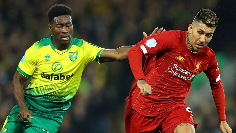 Norwich gave a good account of themselves against Liverpool on Saturday evening