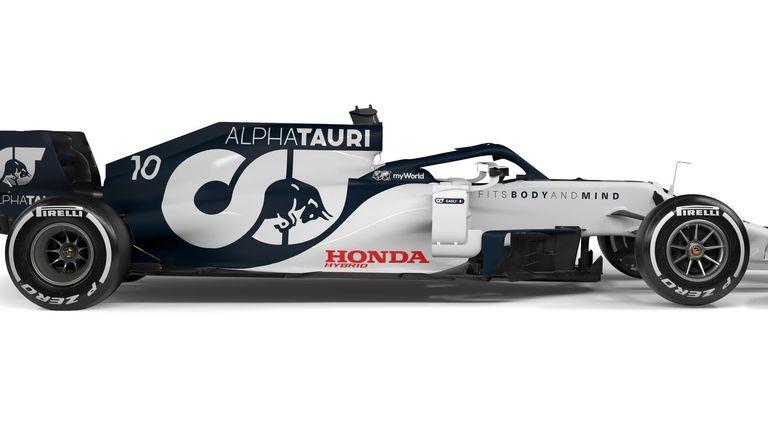Alphatauri Begin New Era With Glitzy F1 And Fashion Launch Reveal F1 News