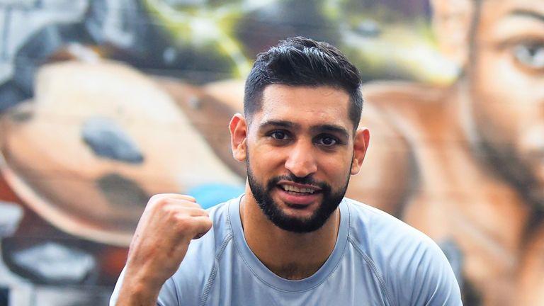 Amir Khan is still open to an elusive fight against Brook