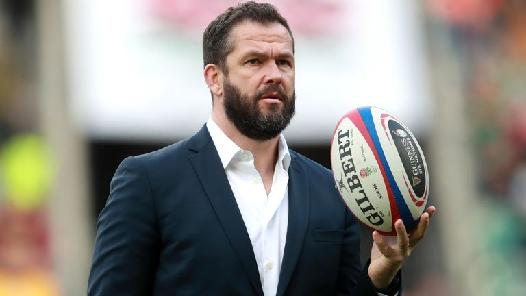 Andy Farrell remains upbeat on Ireland's chances of winning the Six Nations