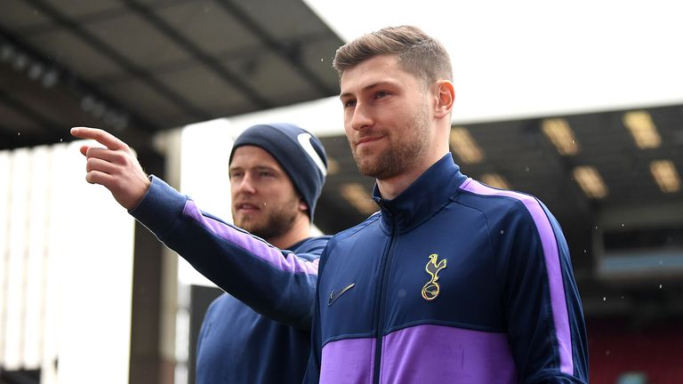 Ben Davies says he and his Tottenham team-mates 'can't wait to get going'