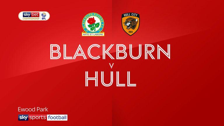 blackburn v hull badge