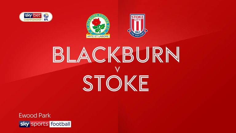 Blackburn 0-0 Stoke