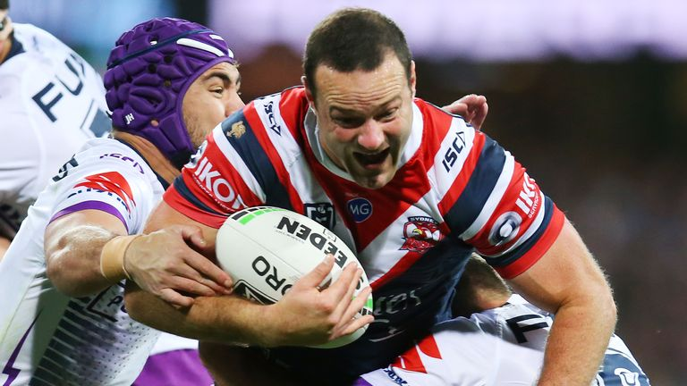 Boyd Cordner brings size and strength to the second row