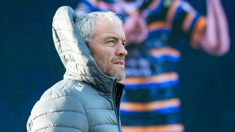 Toronto head coach Brian McDermott believes his side are steadily improving