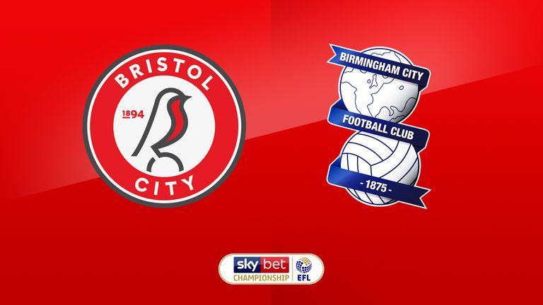 Bristol City vs B'ham City