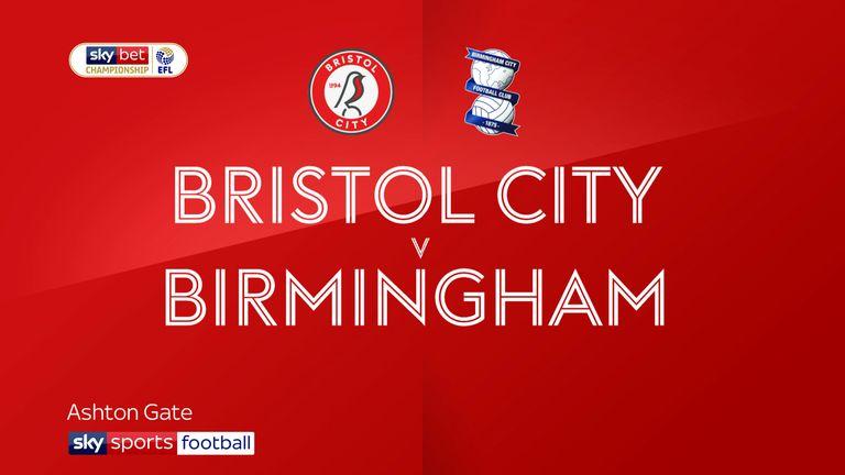 Bristol City v Birmingham