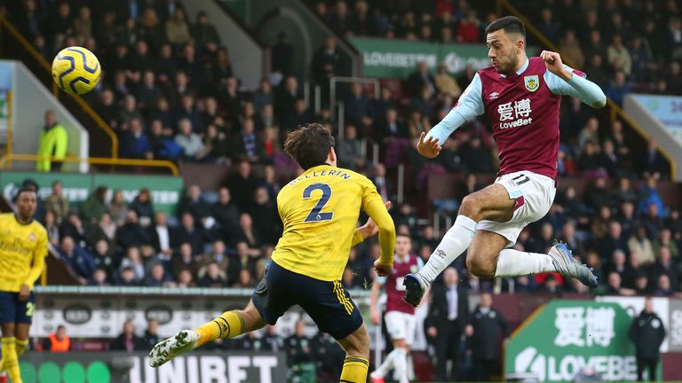 Dwight McNeil has been ever-present for Burnley this season