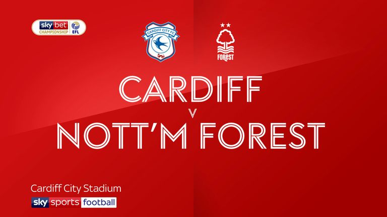 Cardiff v Nottingham Forest