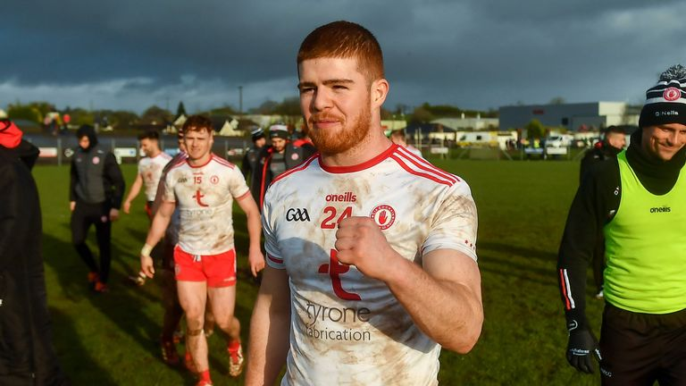 McShane was sprung from the bench during the second half of Sunday's win over Kerry