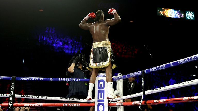 Charles Martin's world title hopes are alive again