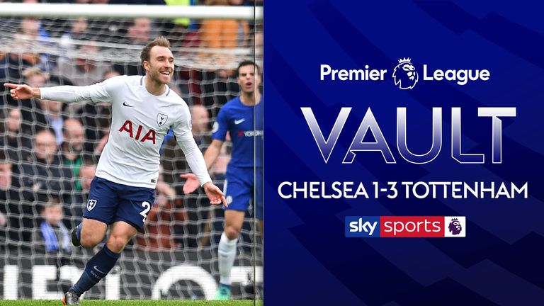 Chelsea 1-3 Tottenham