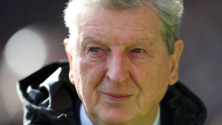 Roy Hodgson appears to be on the verge of signing a new contract at Crystal Palace