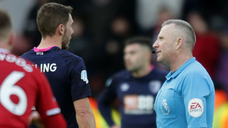 Dan Gosling called on Jonathan Moss to 'come out and apologise' in an interview with the Bournemouth Echo after allegedly showing the players 'zero respect'