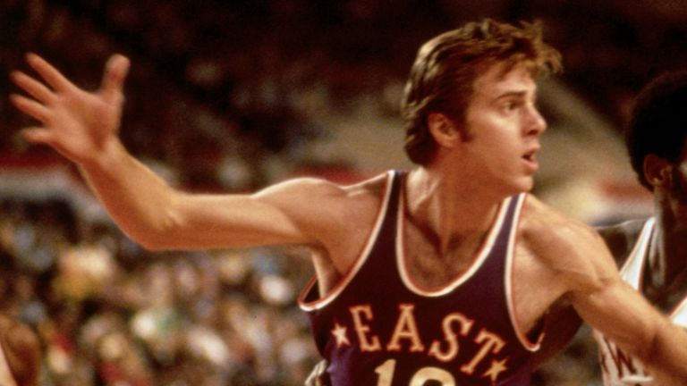 Dave Cowens of the Eastern Conference All-Stars