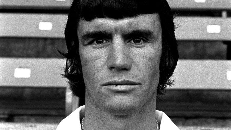 Dave Watson won the League Cup with Manchester City in 1976