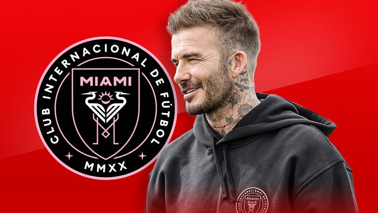 David Beckham's Inter Miami are gearing up for their long-awaited MLS debut