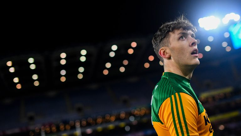 David Clifford has taken the Kerry captaincy in his stride
