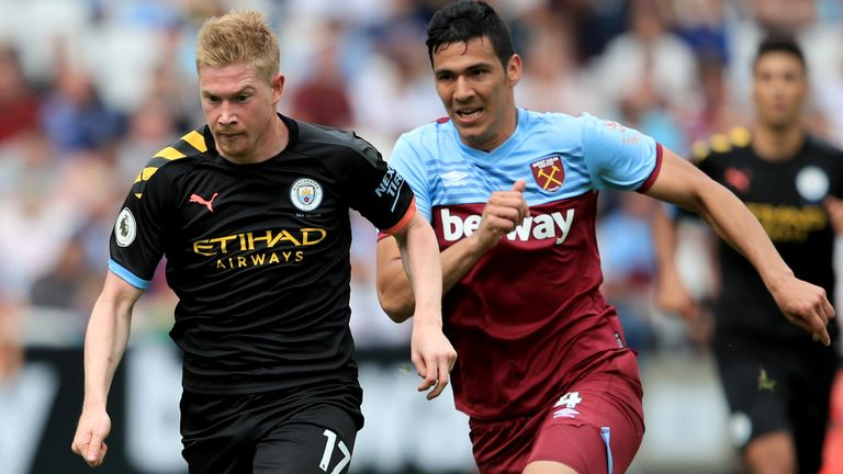 Manchester City will now host West Ham at the Etihad Stadium on February 19