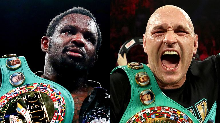 Whyte has waited over 1000 days for his first world title fight