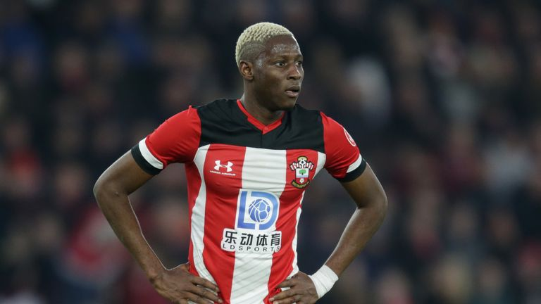 Djenepo was one of Southampton's star men at St Mary's