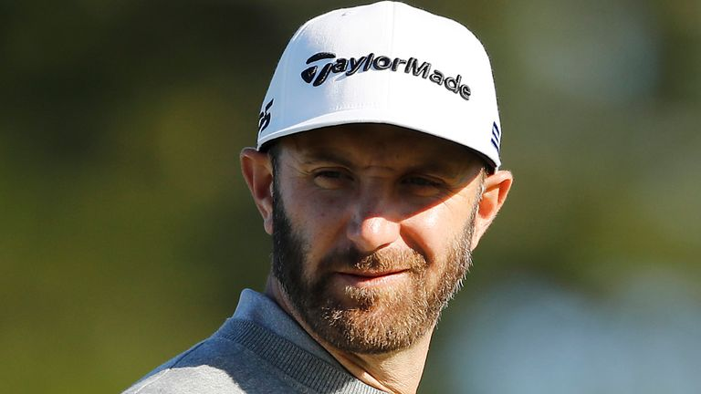 Dustin Johnson is set to miss this year's Olympics
