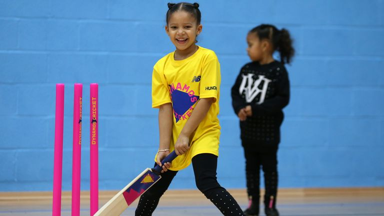 Dynamos Cricket is the new ECB initiative aimed at children aged 8-11