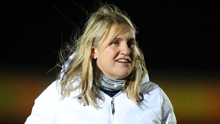 Emma Hayes believe there will be no let up in the WSL title race