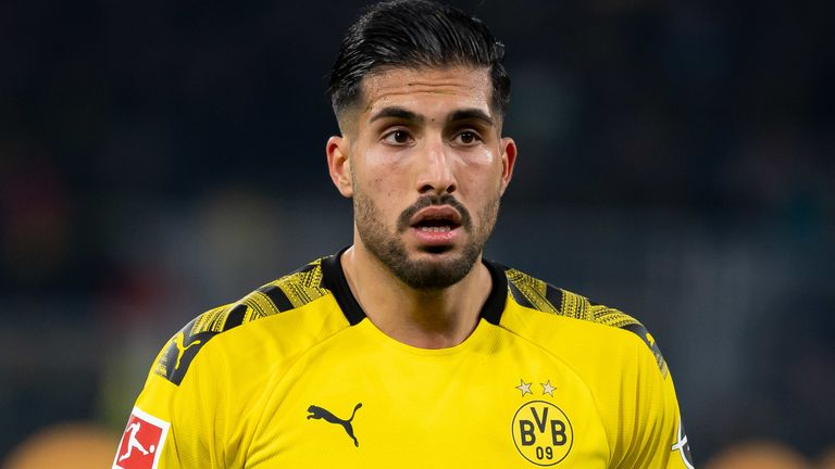 Emre Can: Borussia Dortmund complete permanent transfer with Juventus