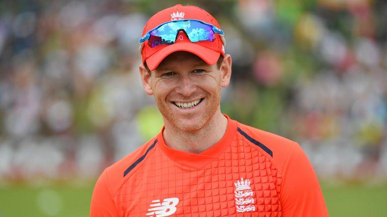 Eoin Morgan leapfrogs Virat Kohli in T20I batting rankings   Cricket News    Sky Sports