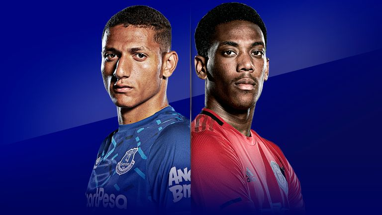 Live Match Preview Everton Vs Man Utd 01 03 2020