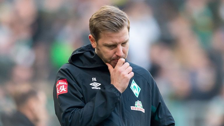 Florian Kohfeldt is a German football manager who manages Werder Bremen