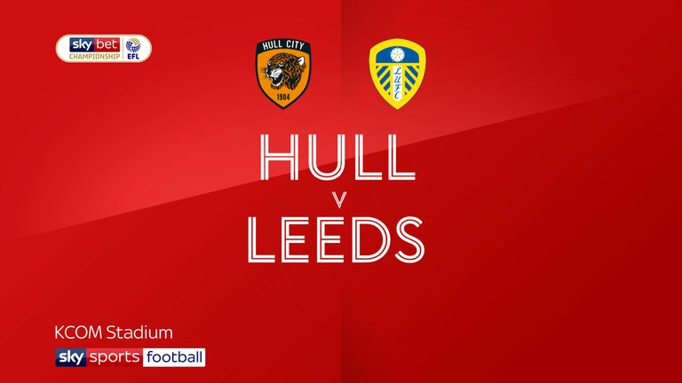 Highlights of the Sky Bet Championship match between Hull and Leeds.