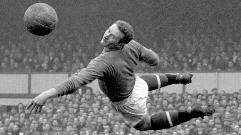 Harry Gregg made 247 appearances for Manchester United