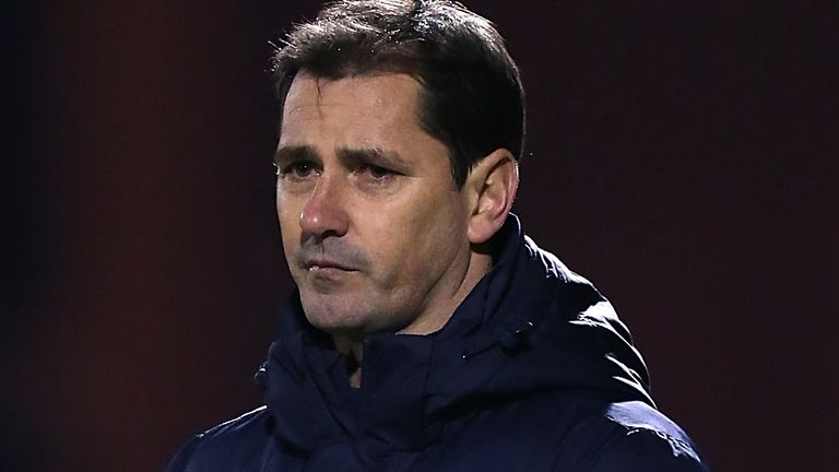 Jackie McNamara: Former Celtic and Scotland defender ill in hospital