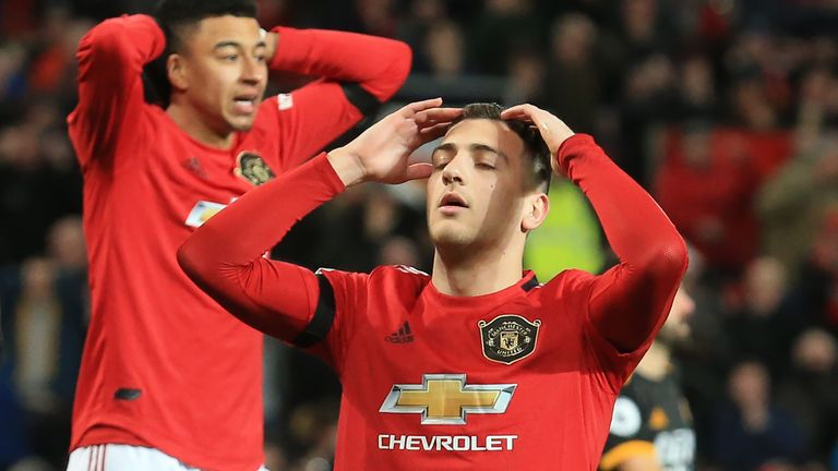 Manchester United face Club Brugge in the Europa League