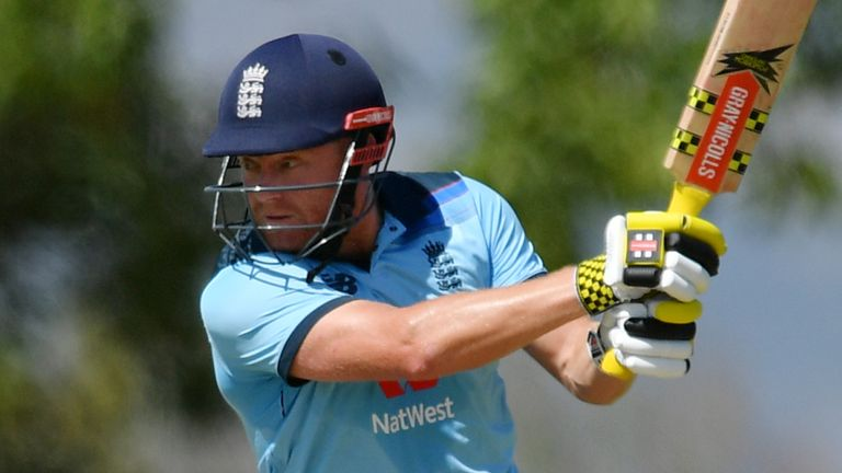 Jonny Bairstow has been named in England's 24-man ODI training group