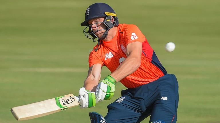 England S Jos Buttler Says Ipl Is Ideal Preparation For T20 World