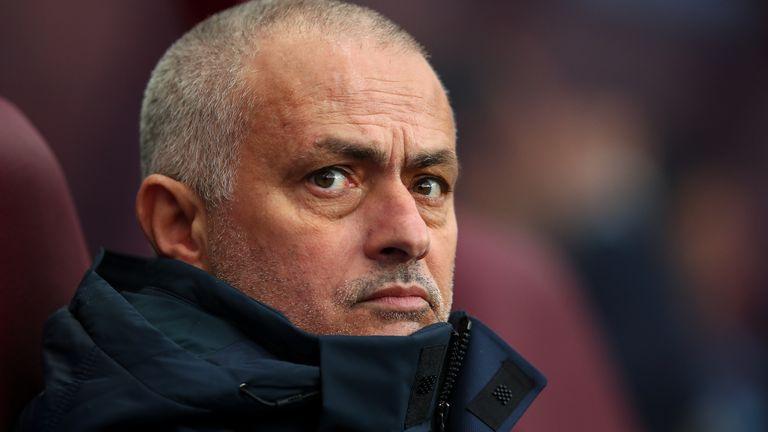 Tottenham are unbeaten in their last four Premier League games