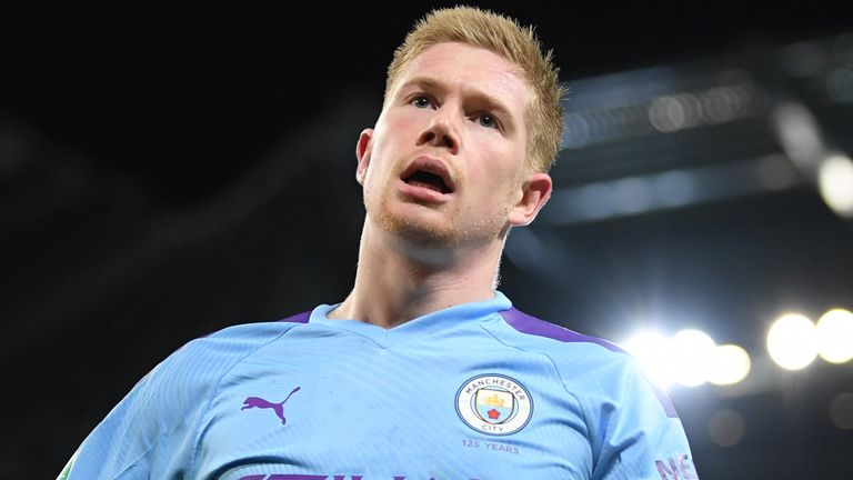 The Manchester City midfielder is desperately missing playing football