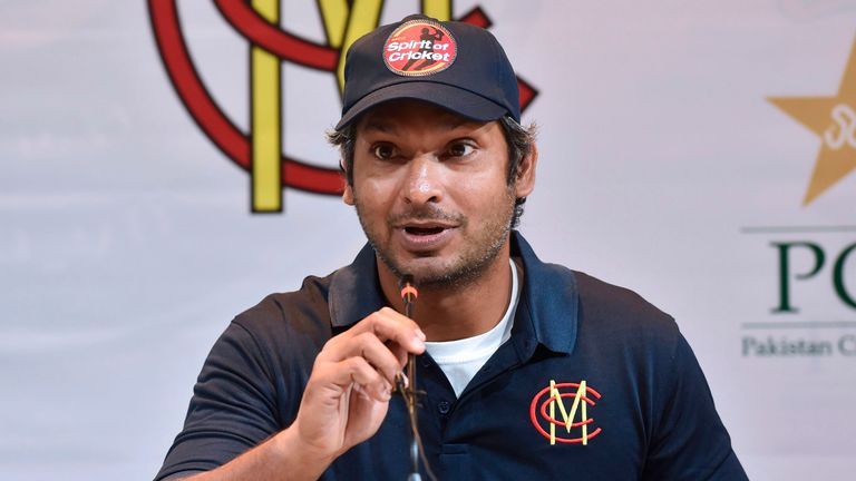 Sangakkara, wounded in 2009, makes poignant return to Pakistan attack scene