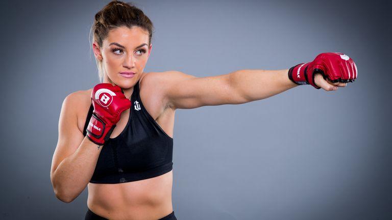 Leah McCourt - Bellator MMA