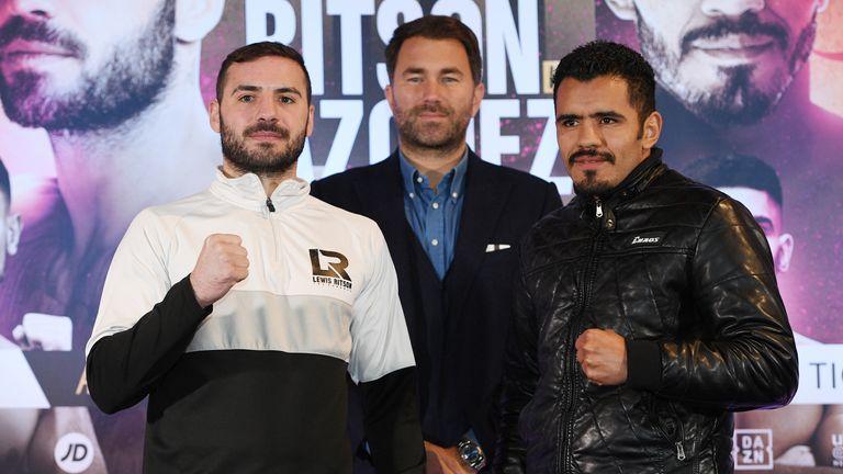 Ritson vs Vazquez
