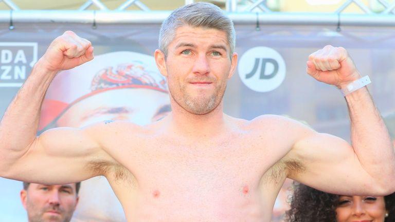Liam SmithMulholland/Matchroom Boxing USA