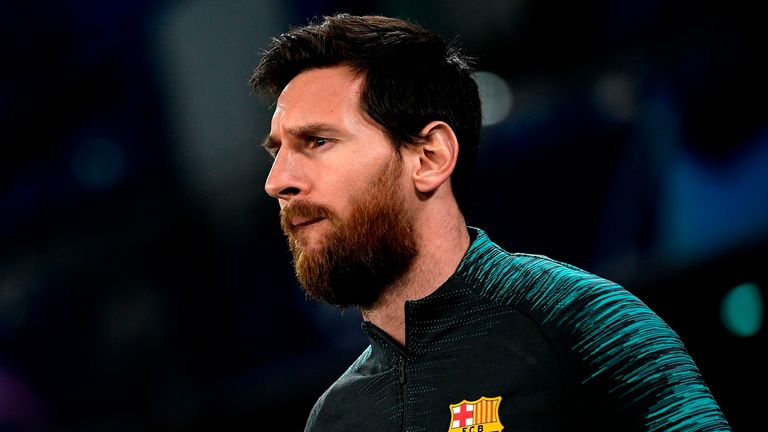 Lionel Messi is set to stay at Barcelona