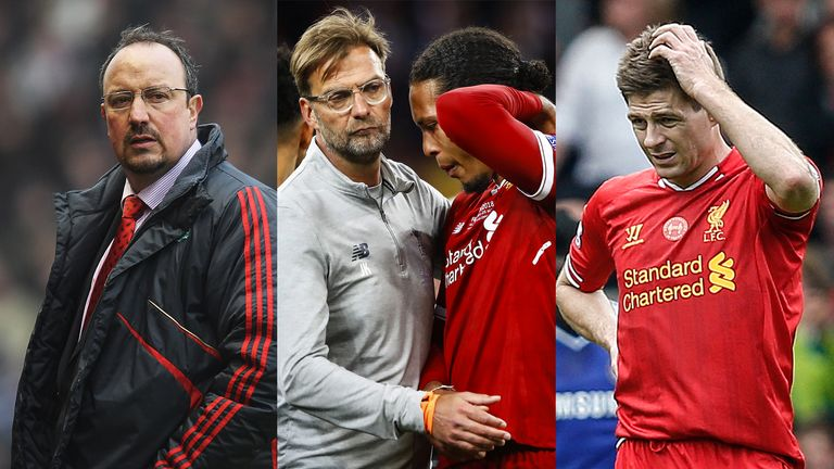 Liverpool will finally get their hands on the league championship on Wednesday night after 30 years. But while there have been many highs during that time, there have also been some spectacular lows