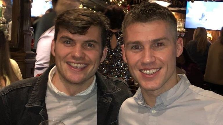 The Lowry brothers will put family ties to one side for the cup final